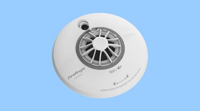 FireAngel HT-630 Heat Detector - Recommended - Verum Verdict UK