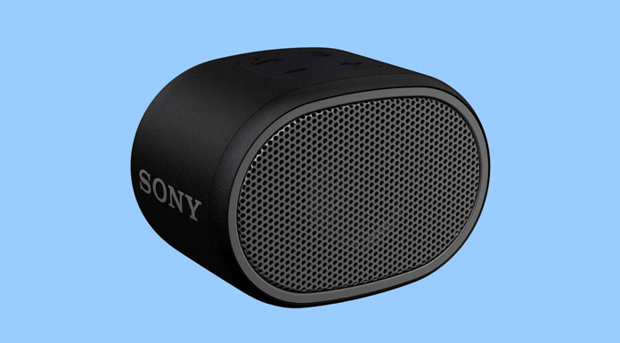 Sony srs xb01 bluetooth portable speaker - Recommended UK - Verum Verdict