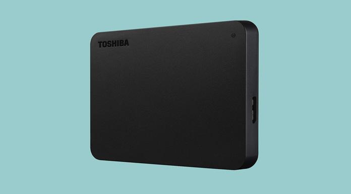 Toshiba Canvio Basics 1TB Hard Drive - best buy recommended UK - Verum Verdict
