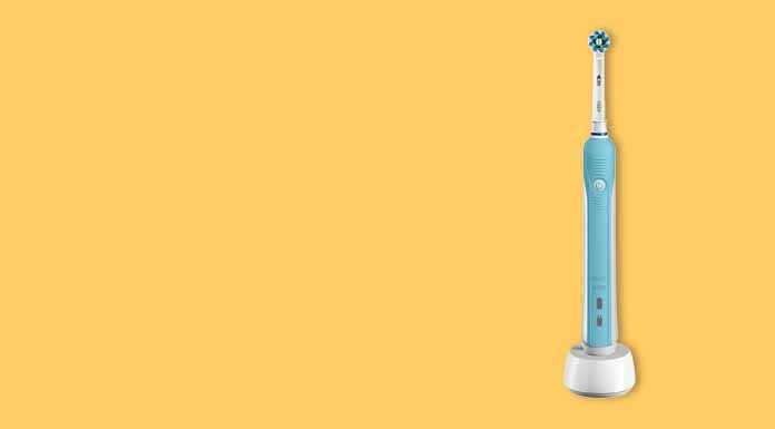 The OralB-600 best buy & recommended budget electric toothbrush in the UK - Verum Verdicts