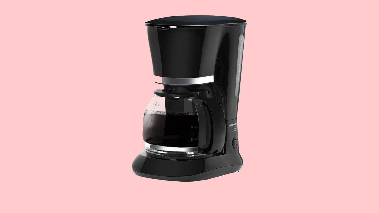 Best cheap filter coffee machine UK recommended Verum