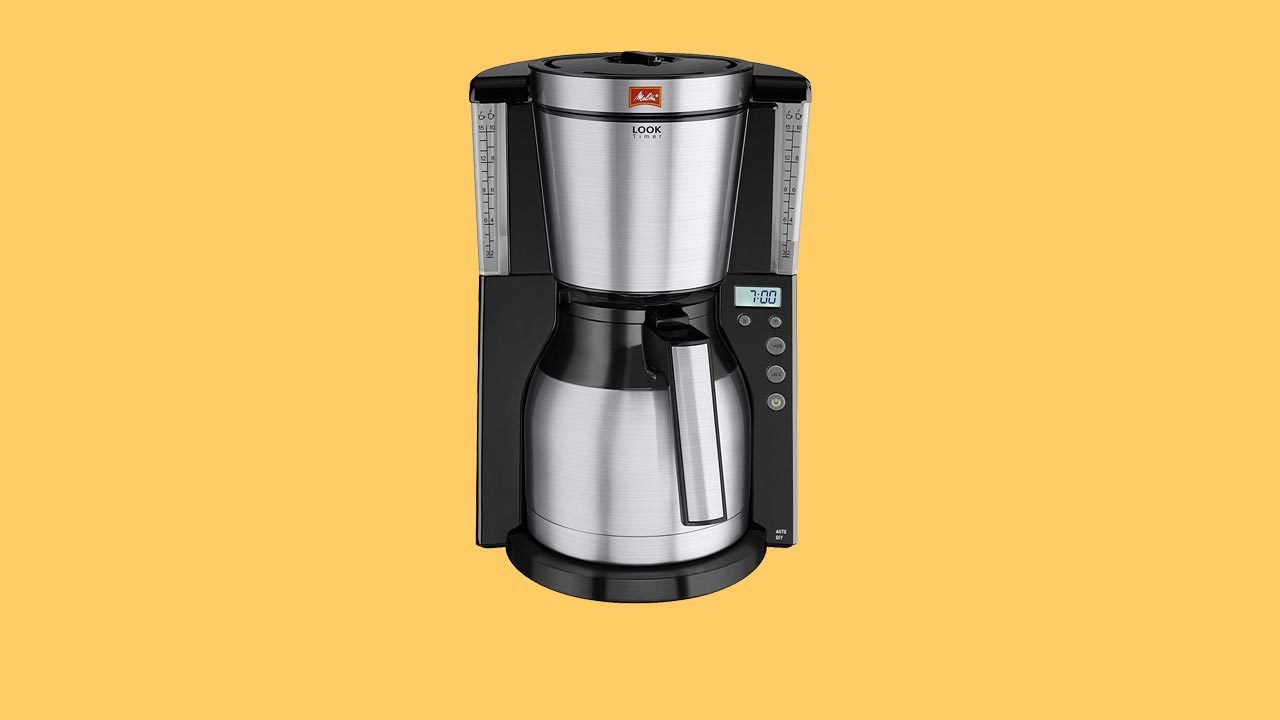 Best Filter Coffee Machine UK Recommended Best Buy