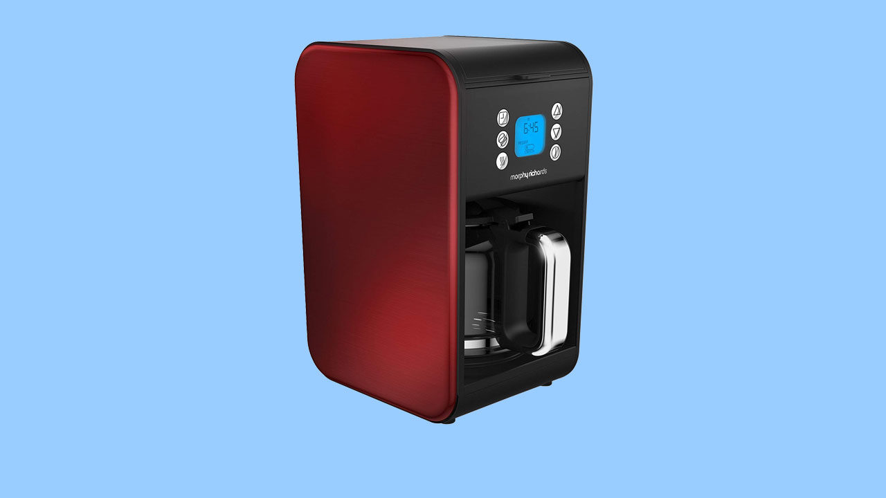 Best Filter Coffee Machine under £50 UK recommended Verum