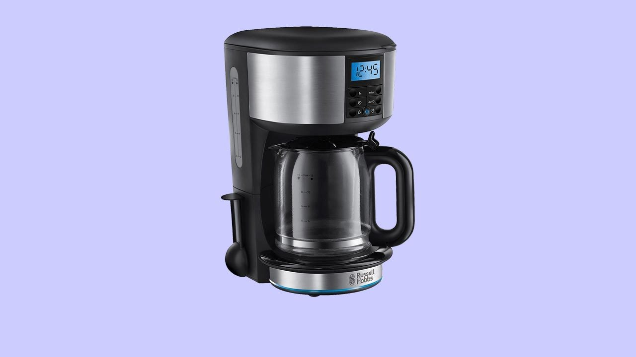 Best Filter Coffee Machine under £30 UK recommended Verum