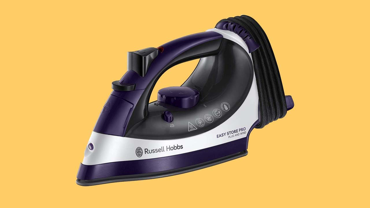 Best Cheap Steam Iron UK - recommended - Verum