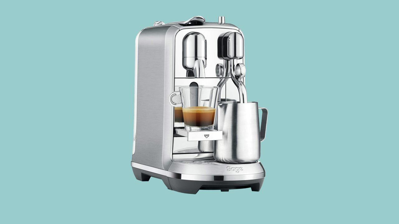 Best Capsule Coffee Machine under £300 Recommended Verum Verdicts UK