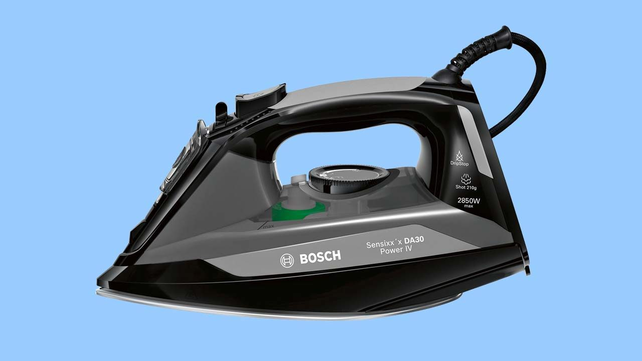 Best Steam Iron under £50 UK - Recommended - Verum