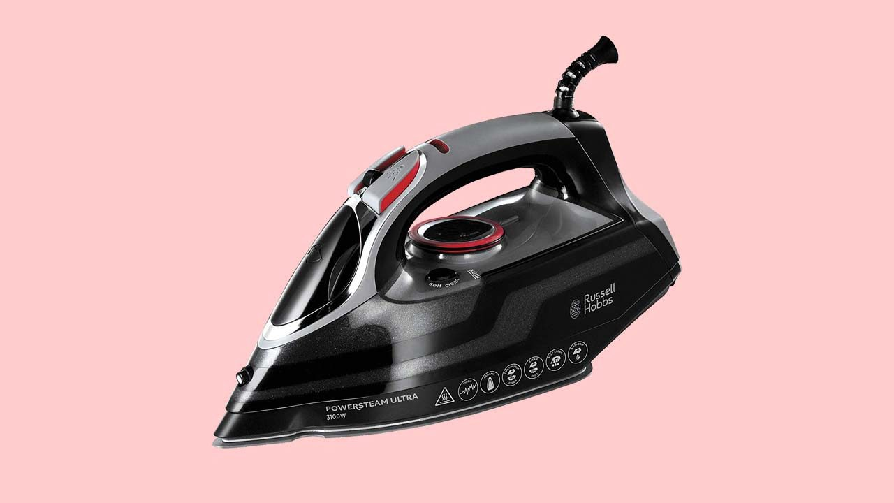 Best Steam Iron under £30 UK - recommended - Verum
