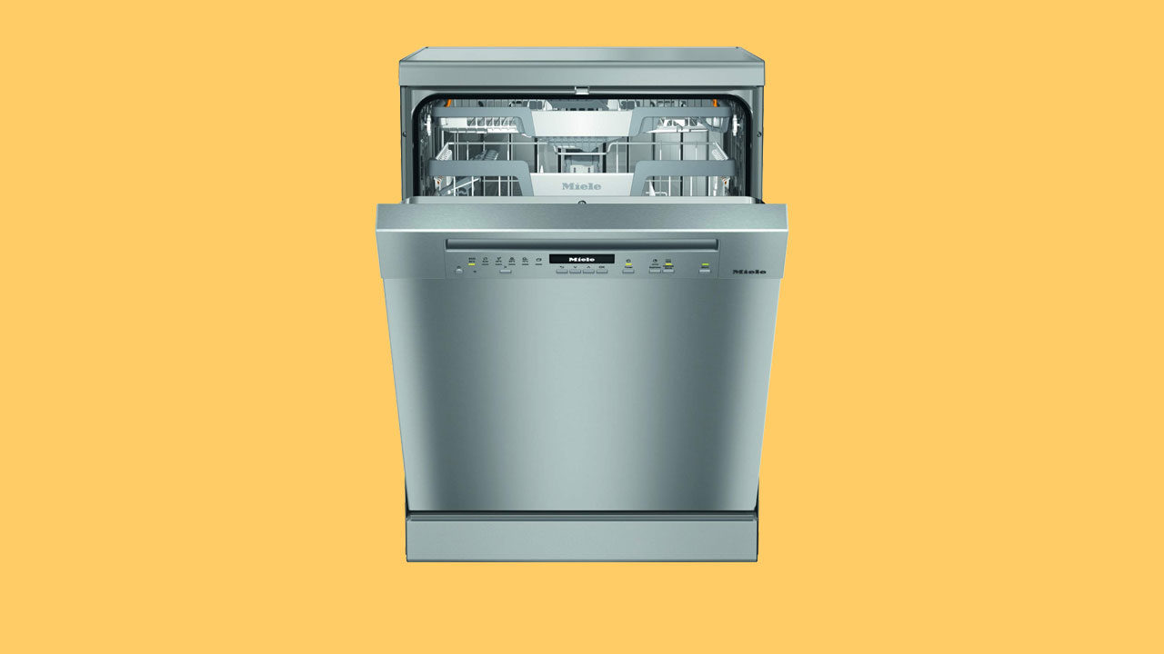 Best Buy Miele freestanding dishwasher - built to last environmental - Recommended Verum Verdicts UK