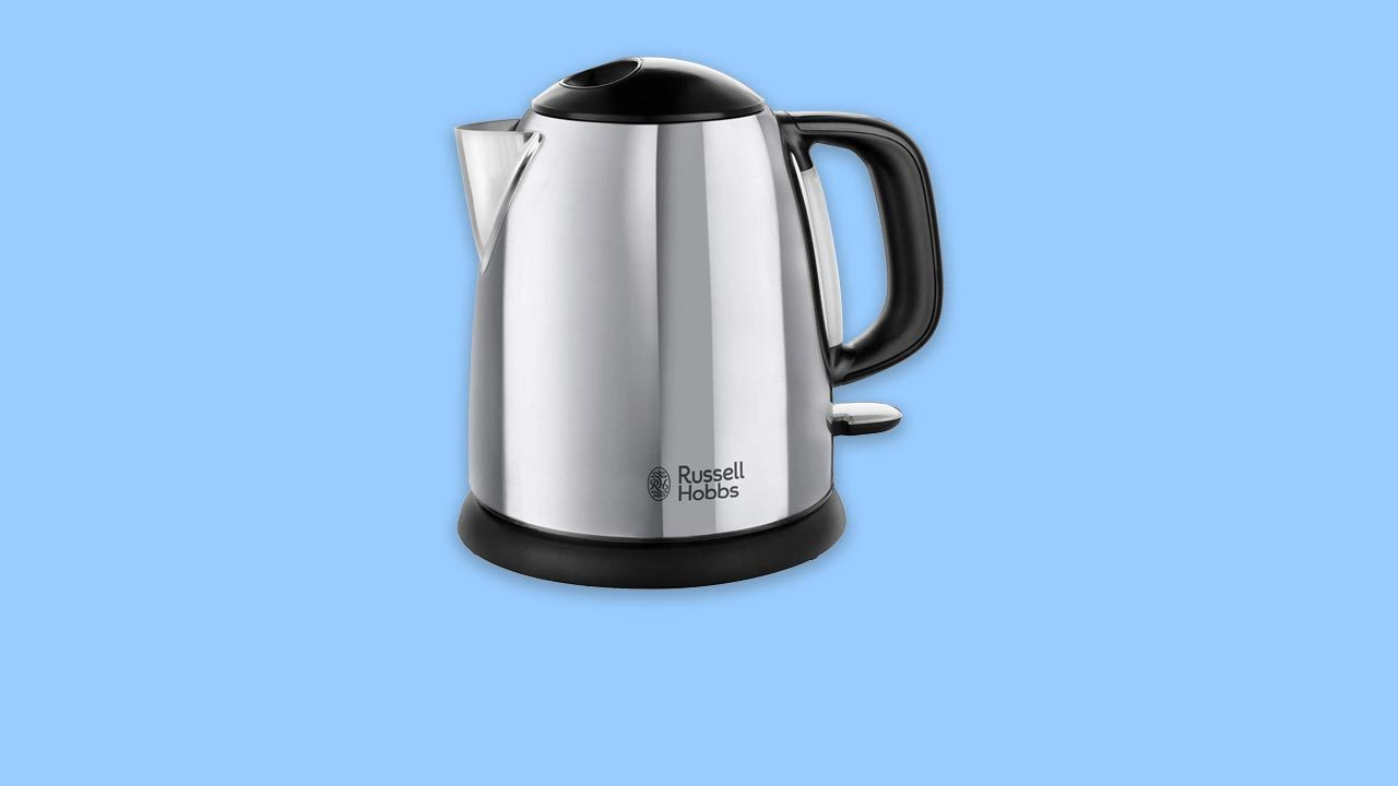 best buy recommended small kettle. Great for elderly and arthritic hands. Lightweight and easy to use & pour. Verum Verdicts UK
