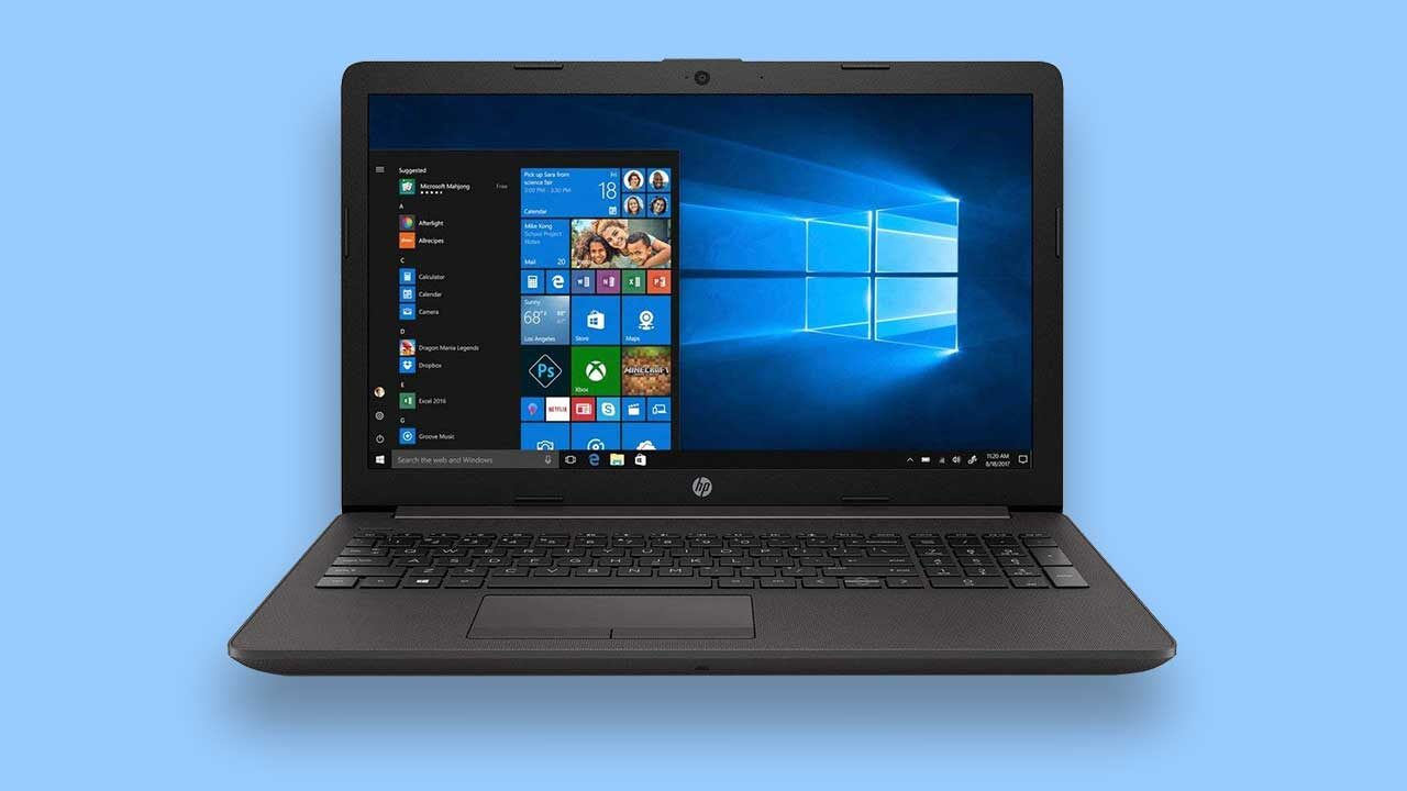 best buy review recommended Windows 10 budget HP laptop under £400 Verum Verdicts UK