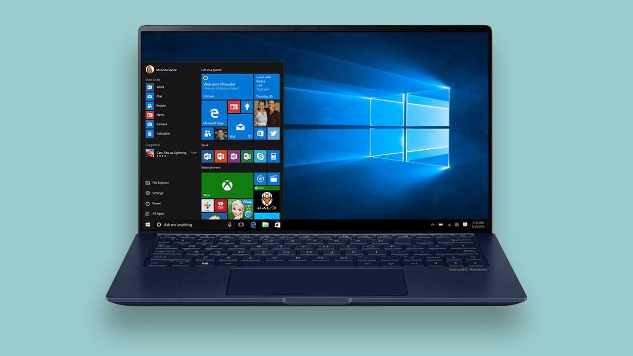best buy review recommended Windows 10 ZenBook laptop notebook under £750 Verum Verdicts UK