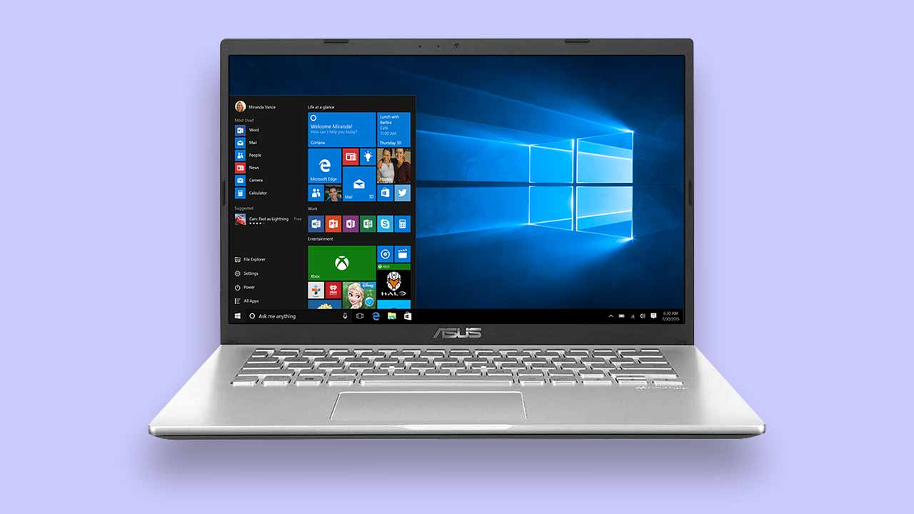Recommended review & best buy Asus notebook for students and working from home R3 Ryzen processor CPU Verum Verdict