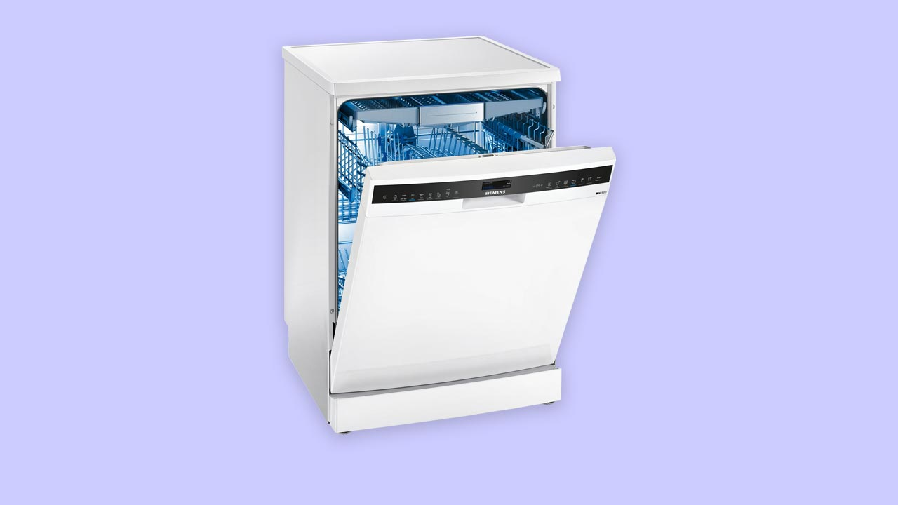 Siemens freestanding dishwasher review recommendation and best buy. Quiet, flexible with wifi, Alexa. Long 5 year warranty verum verdicts uk