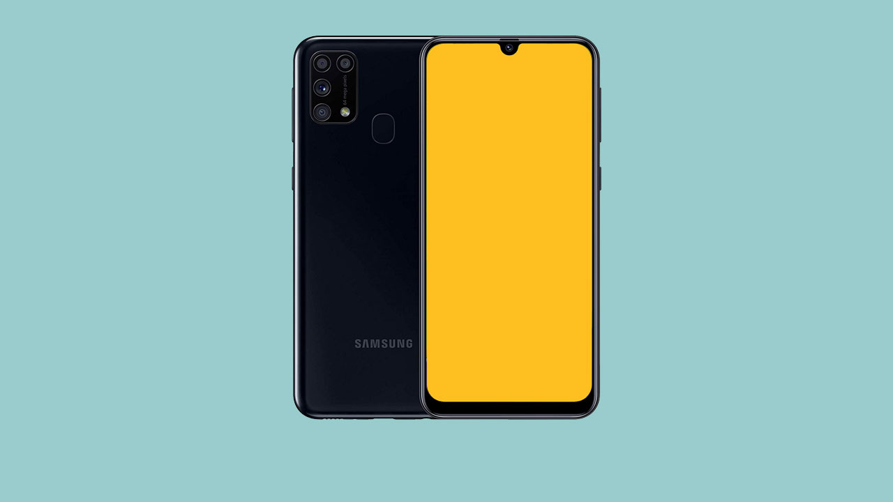 Samsung Galaxy M31 smartphone. Best Budget Buy & recommended mobile phone in the UK. Big battery, good cameras and cheap.