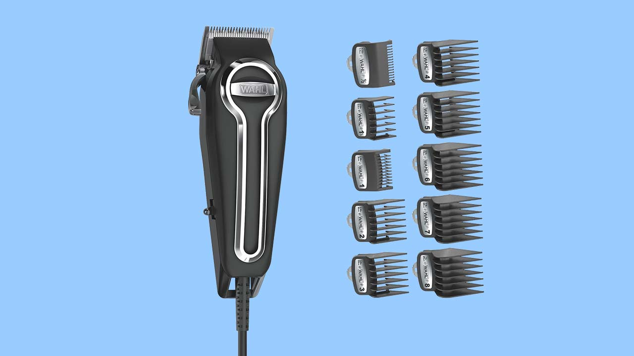 Wahl elite pro corded hair clippers. Recommended, best buy mains powered hair trimmer UK