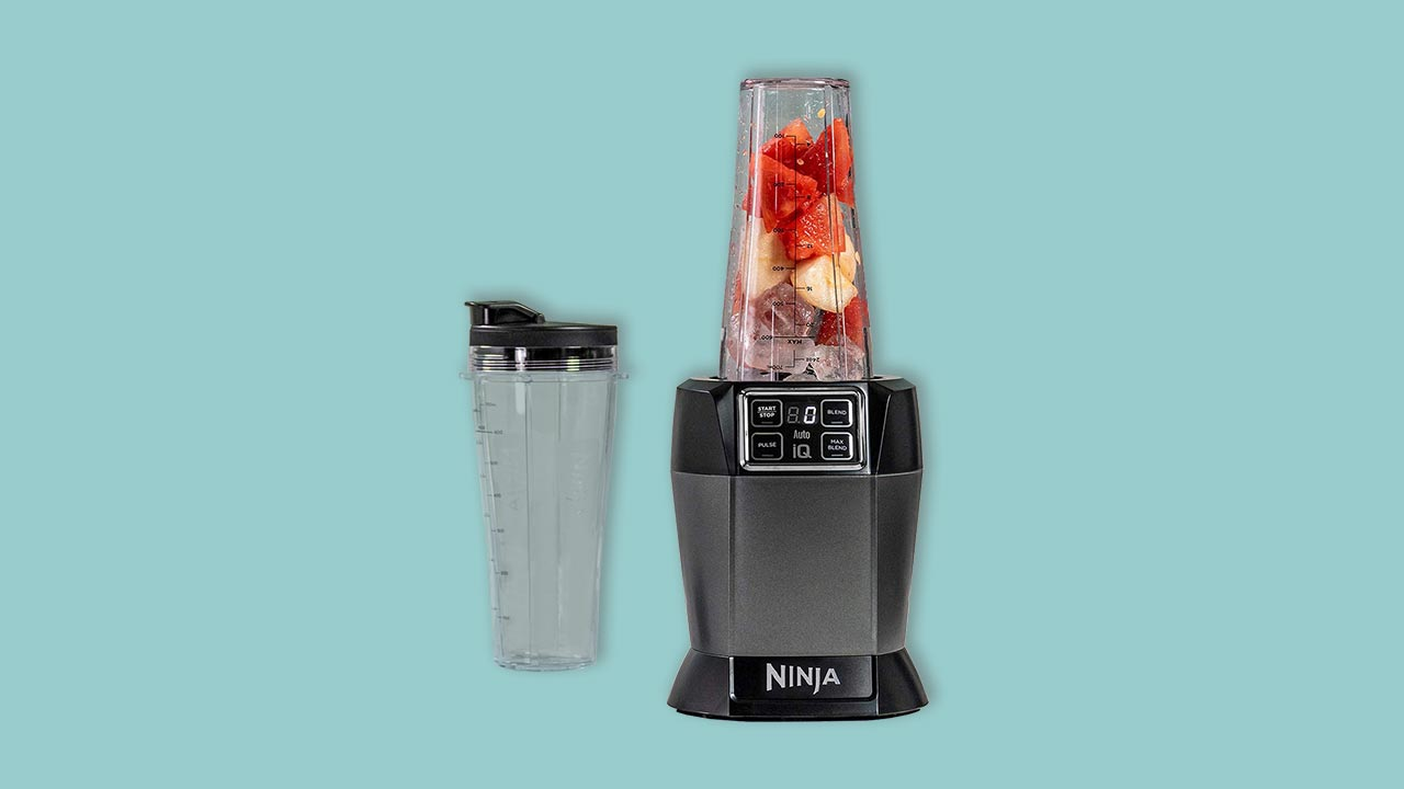 Ninja - The Best Smoothie Maker in the UK right now