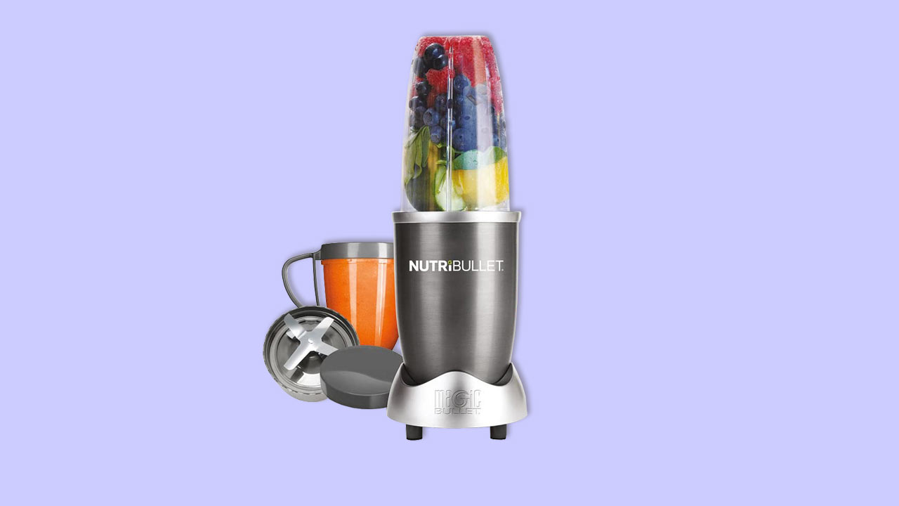 Best Nutribullet in UK. Affordable & easy to use