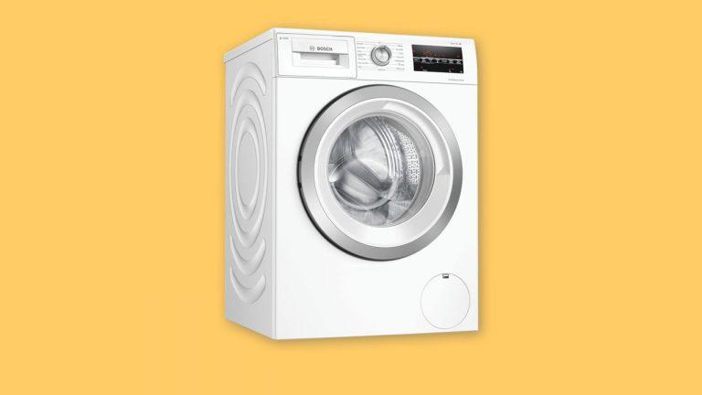 Bosch Serie 6 WAU28S80GB best budget under £600 washing machine