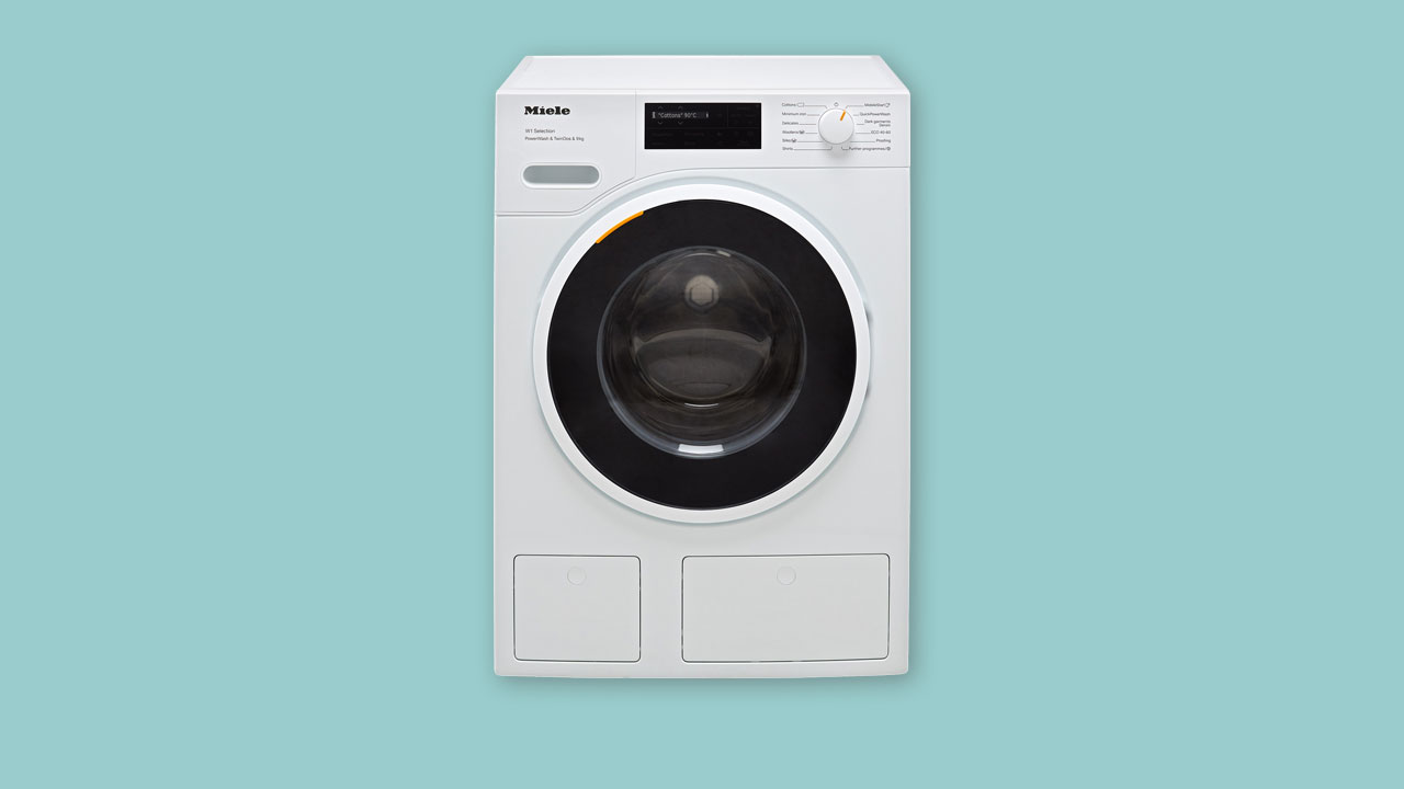 Miele-W1-WSI863-The best washing machine money can buy