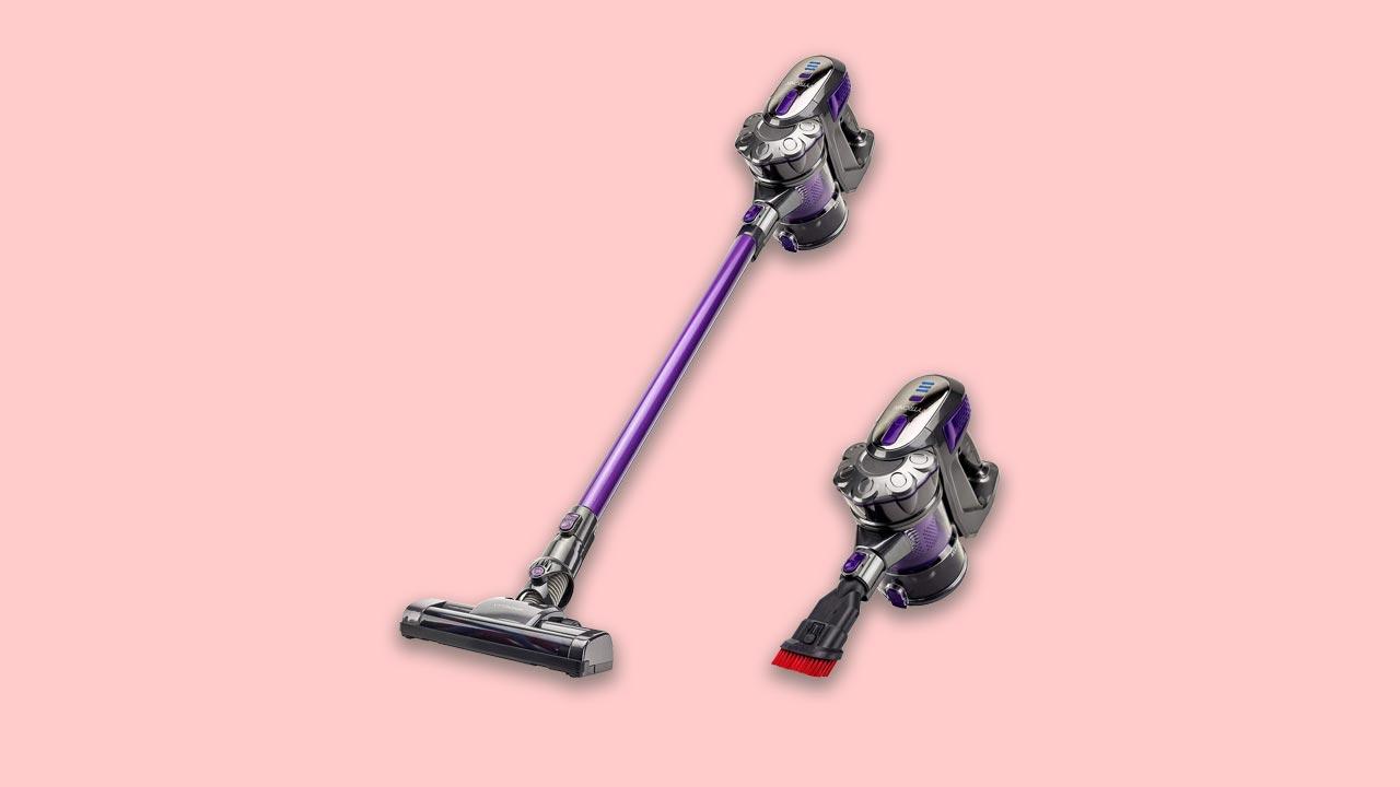 Cheap cordless vacuum cleaner. Vytronics NIBC22 UK