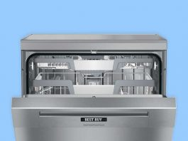Best buy recommended freestanding dishwasher UK