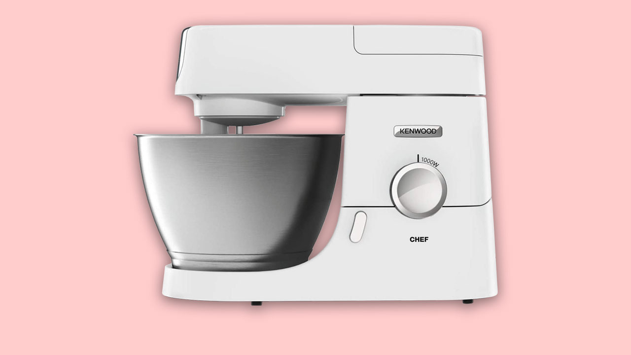 Recommended best buy kenwood chef stand mixer 1000w white uk