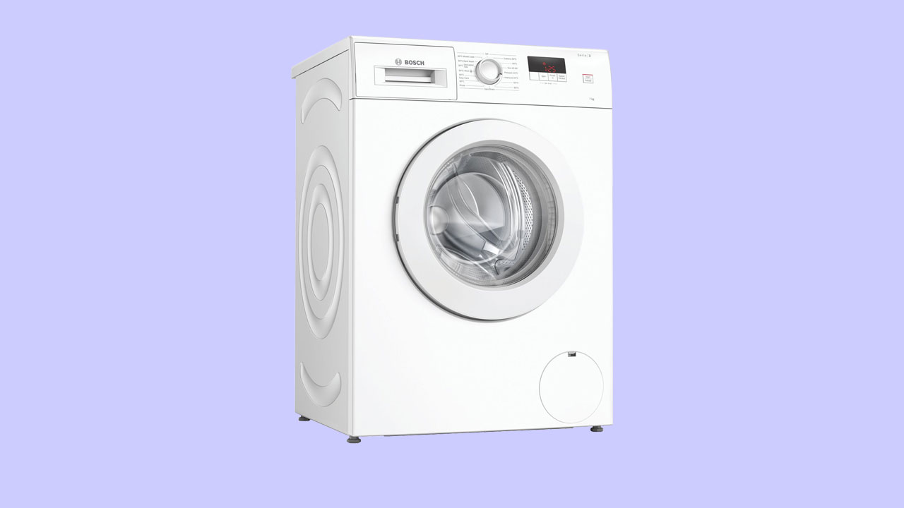 recommended budget bosch serie 2 washing machine for small uk households