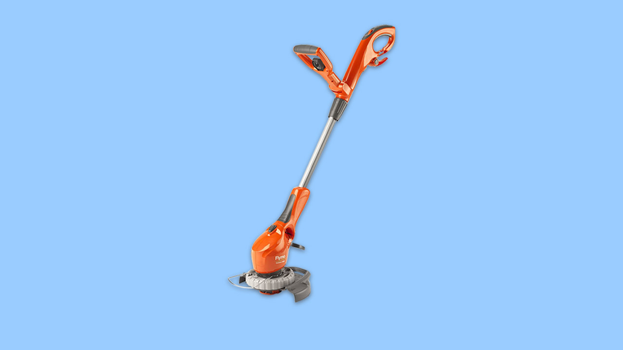 Flymo budget grass trimmer recommended corded uk