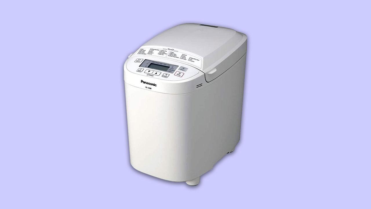 panasonic sd 2500 bread maker white basic machine without nut dispenser uk model