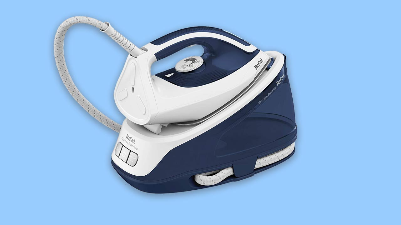 tefal express steam generator iron compact with small footprint