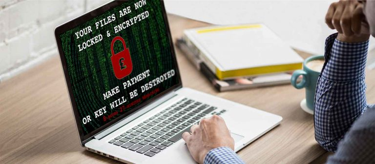 why security software is important to avoid ransomware, identity theft and other malware in uk