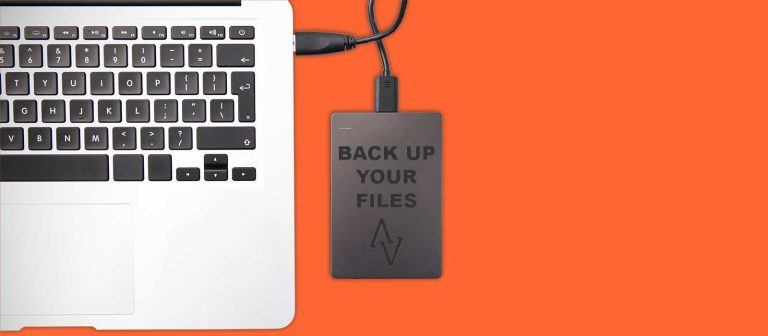 hard disk back up advice to keep pictures and files safe online. avoid losing everything
