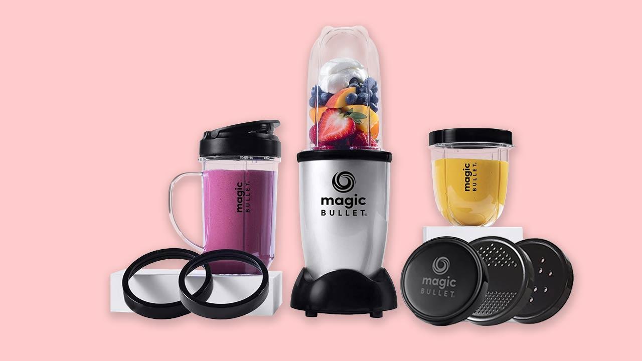 best budget nutribullet blender with cups and lides