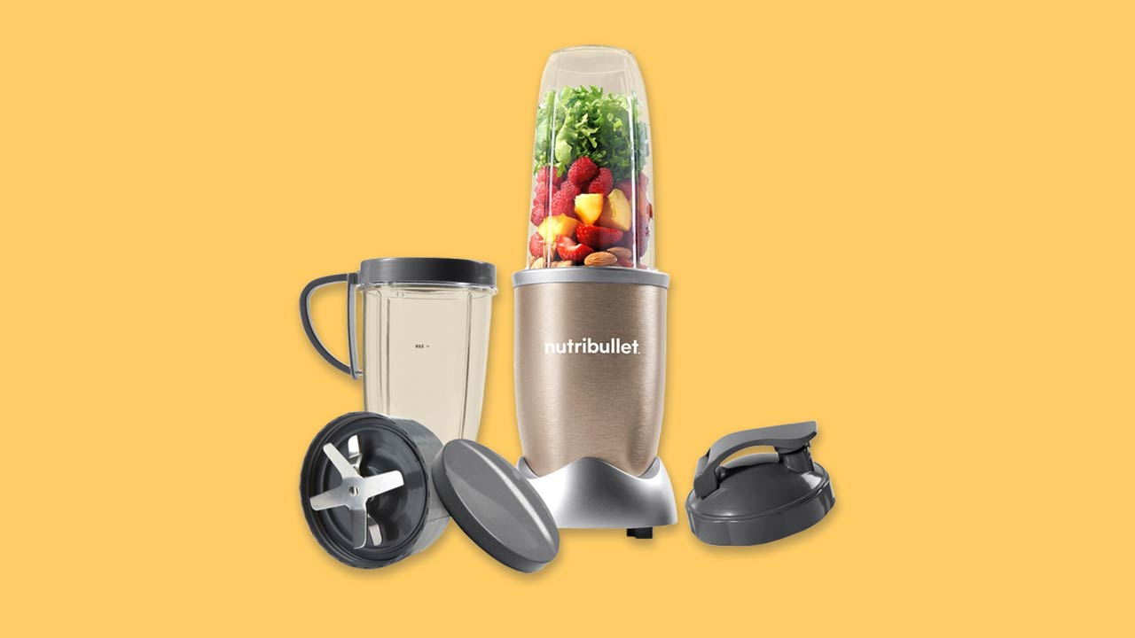 High power 900w NutriBullet with huge XL cups