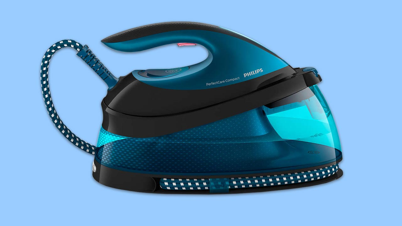 best lightweight steam generator iron philips perfect care compact GC7846/86