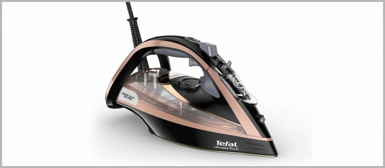 tefal ultimate pure iron with 60 grams per minute of continuous steam uk model
